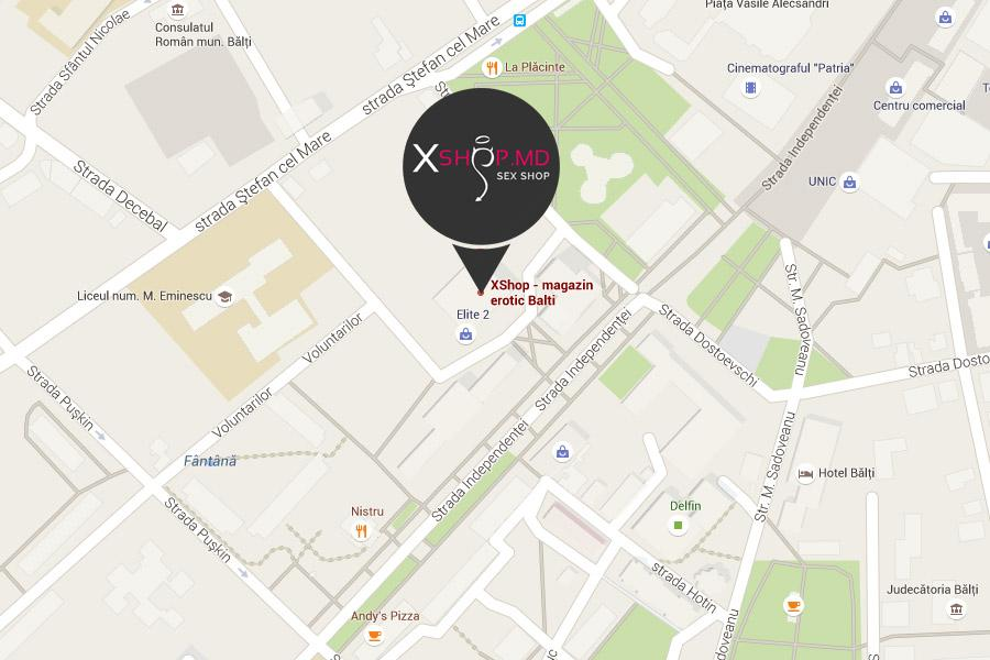 Sexshop in Balti