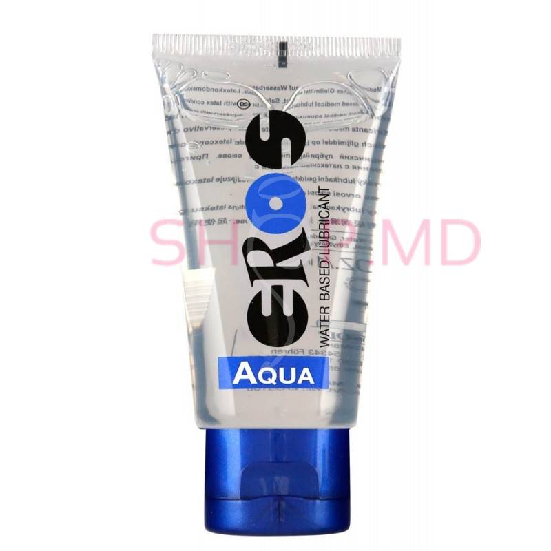 Lubrifiant medicinal Eros Aqua