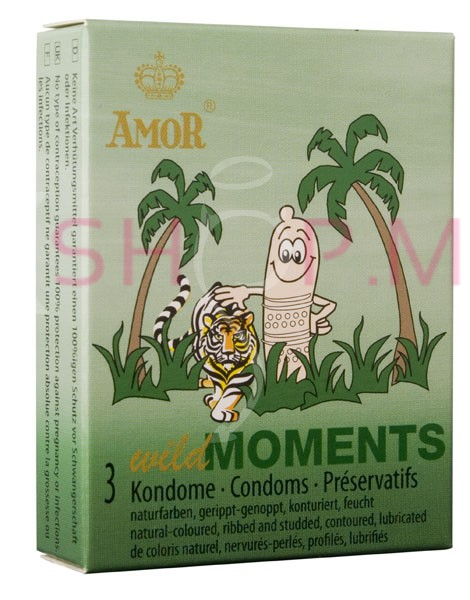 Prezervative Amor cu striatii