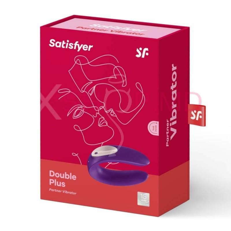 Vibrator pentru cupluri Partner Plus