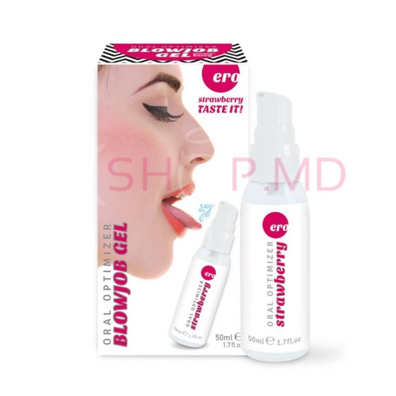 Oral Optimizer Blowjob Gel Strawberry