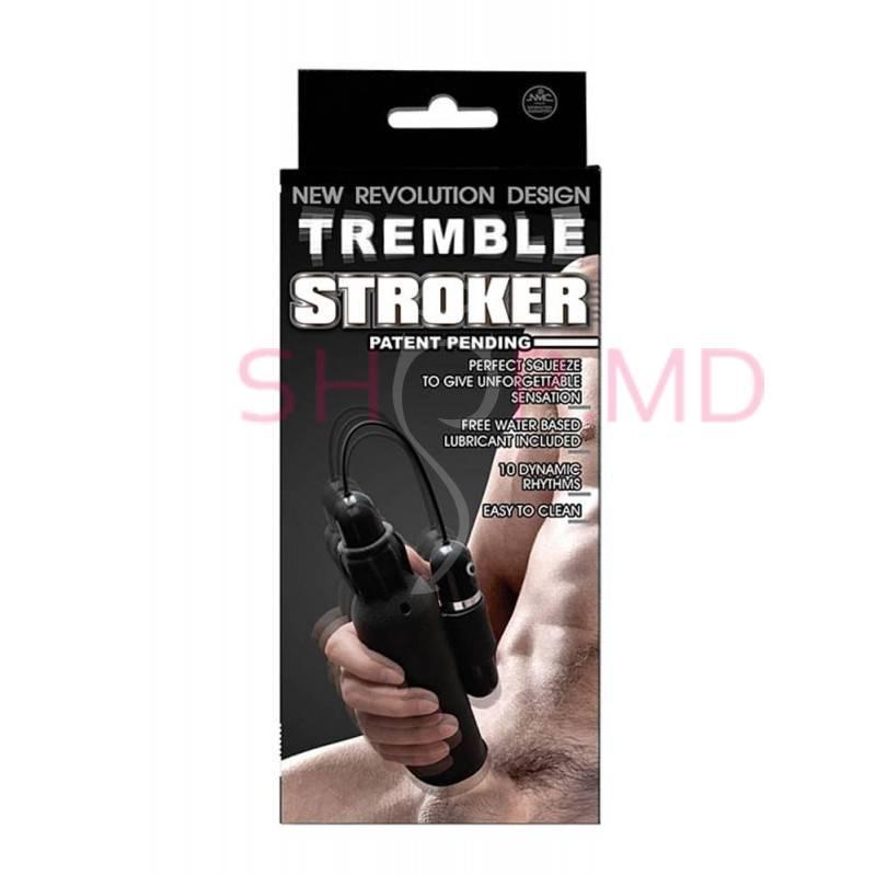 Masturbator Tremple Stroker
