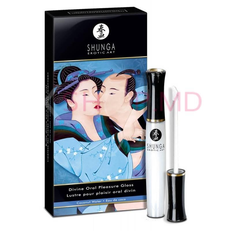 Luciu de buze Shunga Oral Pleasure