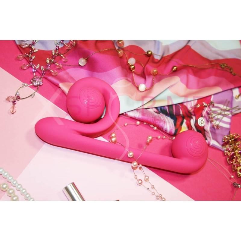 Snail Vibe pink