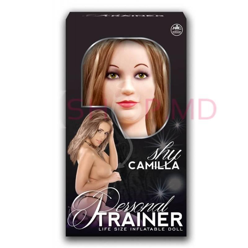 Надувная кукла Shy Camilla