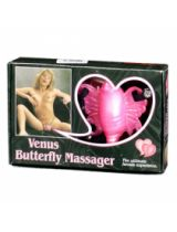 Vibrator clitoris Butterfly