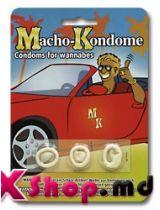 Macho condoms