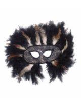 Masca neagra Halloween