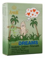 Prezervative AMOR Wild Dreams