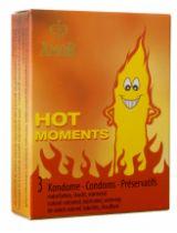 Prezervative cu efect de incalzire