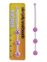 Slim Jelly Anal Beads