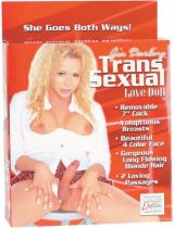 Papusa Gia Transsexuala