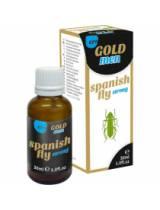 Spain Fly men - GOLD - strong - 30 ml
