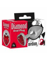 Diamond Butt Plug Medium